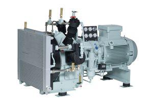 компрессор для GNC / воздушный / для природного газа / стационарный