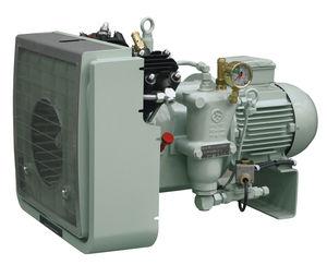 воздушный компрессор / стационарный / с электродвигателем / поршневый