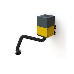 стационарный дымоуловитель / для сварки / с сухой фильтрацией