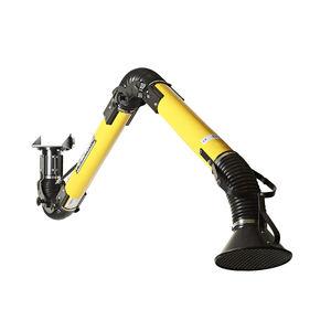 фиксированный всасывающий рукав / настенный / для установки на потолке / гибкий