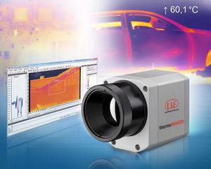 камера тепловидение / для контроля / для наблюдения / HD
