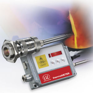 пирометр с дисплеем LCD