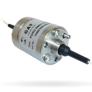 компактный joint rotatif pour fibre optique