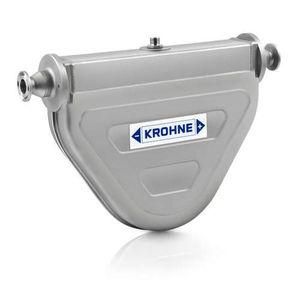 массовый расходомер / с эффектом Кориолиса / для жидкостей / для воздуха