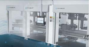 манипулятор для захвата, подъема и перемещения деталей для электронных компонентов