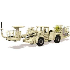 дизельное транспортное средство / подземное / для транспортировки и погрузки взрывчатых веществ (ANFO)