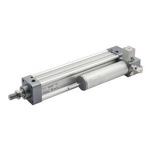 пневматический цилиндр / гидравлический / компактный / ISO 15552