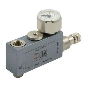 регулятор / редуктор давления для сжатого воздуха