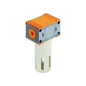 жидкостный фильтр / для твердых веществ / с корзиной / автоматический
