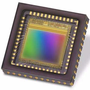 датчик изображения CMOS / NIR / цвет / монохромный
