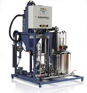 дозатор-смеситель для жидких электролитов