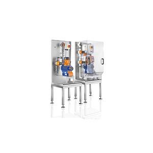 объемный дозатор / для жидкостей / для химических продуктов