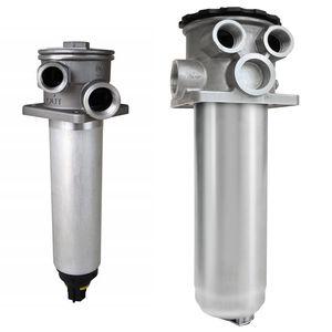 гидравлический фильтр / с картриджем / с вертикальным монтажом / для всасывания