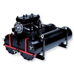 гидравлический фильтр / топливный / с двойной корзиной / линейный