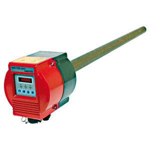 анализатор горючего / для кислорода / топочных газов / встраиваемый