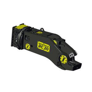 ножницы для разрушения конструкций для экскаватора / ротационный / гидравлический / для металлолома