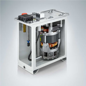 гидравлический блок с электродвигателем / для станка / компактный