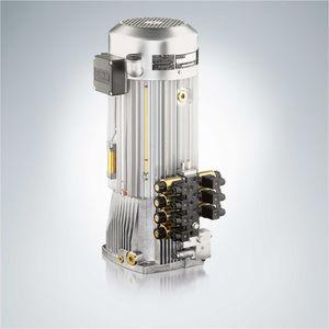 гидравлический блок с электродвигателем / для строительной площадки / для станка / для сварочного робота