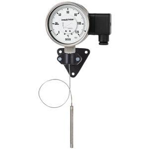 термометр с капиллярным расширением газа