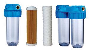 фильтрующий элемент для растворителя / для тонкой фильтрации / из полипропилена