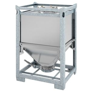IBC-контейнер из нержавеющей стали