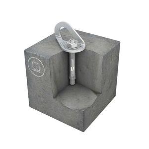 бетонное анкерное страховочное устройство