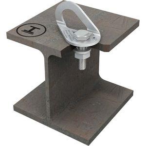 анкерное страховочное устройство для стали
