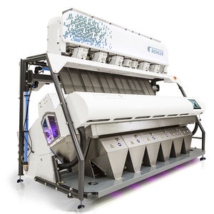 оптическое сортирующее устройство / автоматическое / для риса / для пищевой промышленности