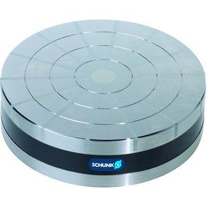 круглая магнитная пластина