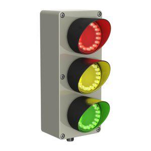 трехцветный светофор