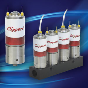 пропорциональный электромагнитный клапан