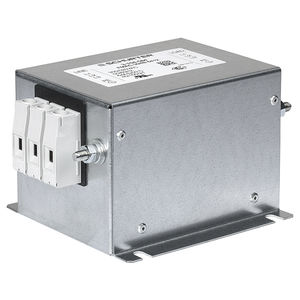 электронный фильтр нижних частот / пассивного типа / компактный / трехфазовый