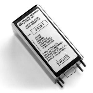 кварцевый генератор колебаний / электронный / вставной