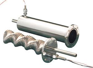 нагреватель для топливного масла / для газа / непрерывной циркуляции / конвекционный
