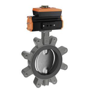 клапан поворотный затвор