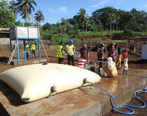 резервуар хранение питьевой воды