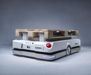 мобильная роботизированная платформа для разгрузочно-погрузочных работ