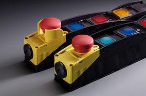 кнопочный переключатель из термопластика