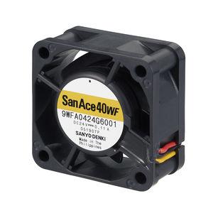 осевой вентилятор / для электроники / для охлаждения / высокоэффективный