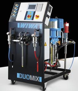 проекционный аппарат краска / гелькоут / синтетический / пневматический