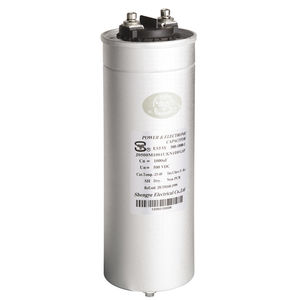 конденсатор с полипропиленовой металлизированной пленкой