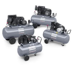 воздушный компрессор / на роликах / с электродвигателем / термический
