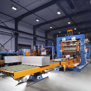 производственная линия для алюминиевых профилей