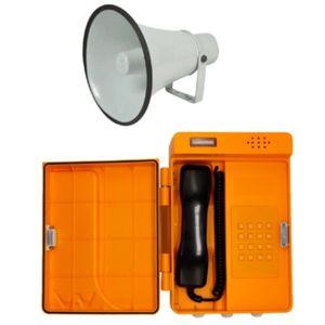 аналоговый промышленный телефон
