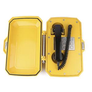 герметичный промышленный телефон