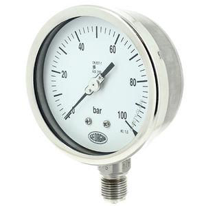 аналоговый манометр / дифференциальный / для процесса / для газа