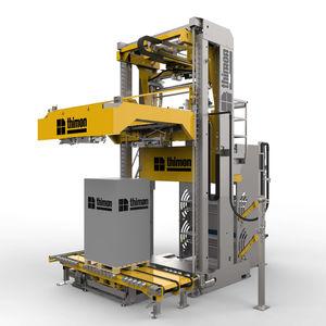 автоматическая машина для обертывания груза на поддоне