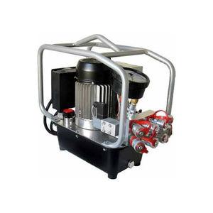 гидравлический блок с электродвигателем