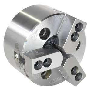 автоматический токарный патрон / трехкулачковый / с проходом в центре / с высокой скоростью