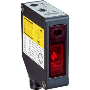 датчик расстояния лазер / компактный / сверхточный / с аналоговым выходом